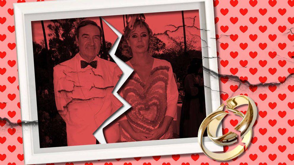 Secretismo y silencio en torno a la separación de Pedro J. y Ruiz de la Prada
