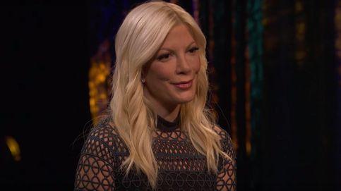 Tori Spelling se acostó con dos compañeros de 'Sensación de Vivir 90210'