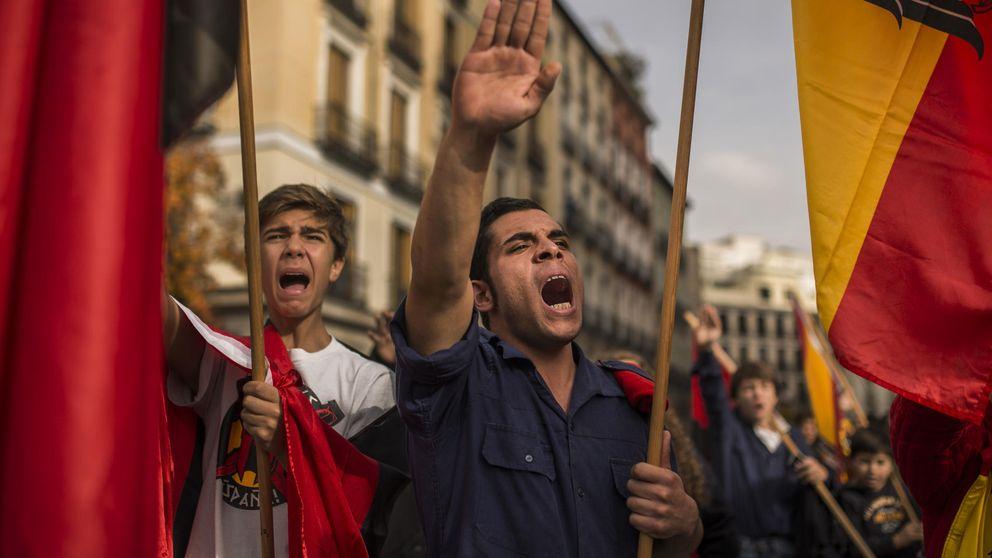 "De ""centinela de Occidente"" a ""falo incomparable"", todas las loas a Franco"