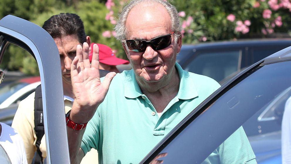 El Rey Juan Carlos despide el año en Los Ángeles (otra vez)