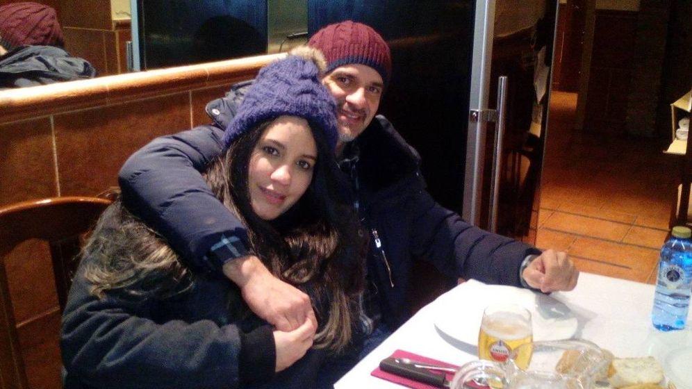 Foto: Imagen de Marcos Campos Nogueira y Janaína Santos, la pareja descuartizada en Pioz (Facebook)