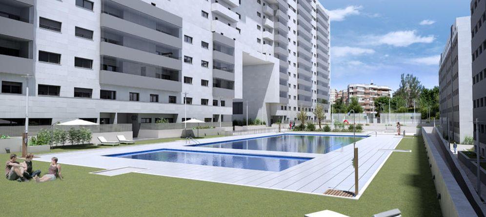 Foto: Los fondos oportunistas arrancan la construcción de 10.000 viviendas en España