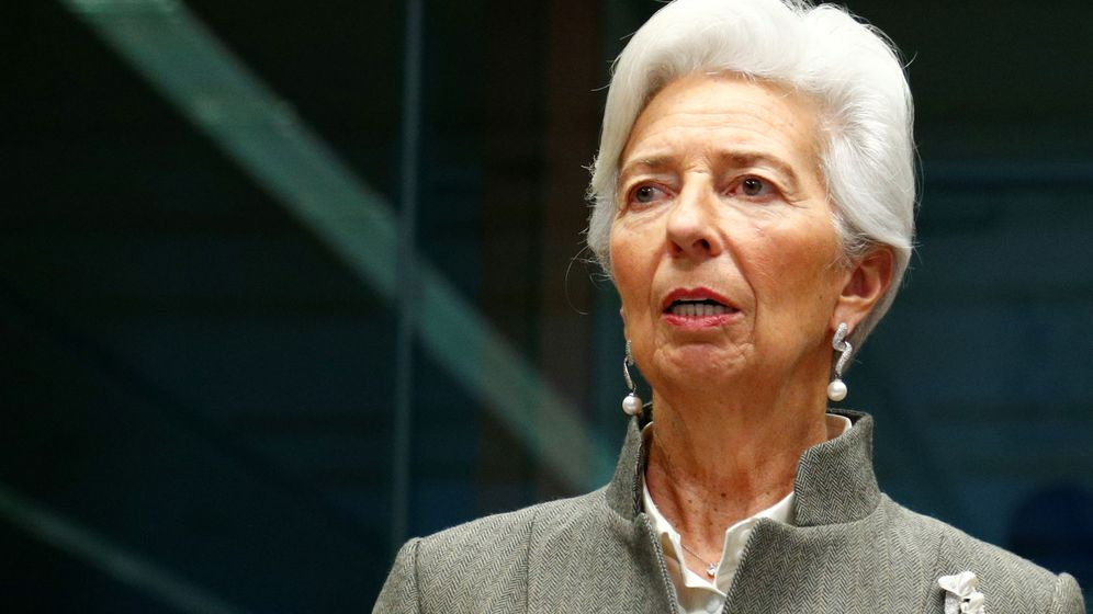 Foto: Christine Lagarde. (Reuters)