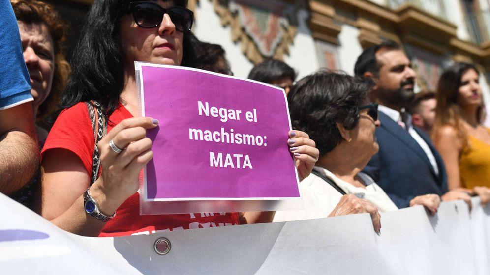 Foto: Manifestación contra la violencia de género. (EFE)