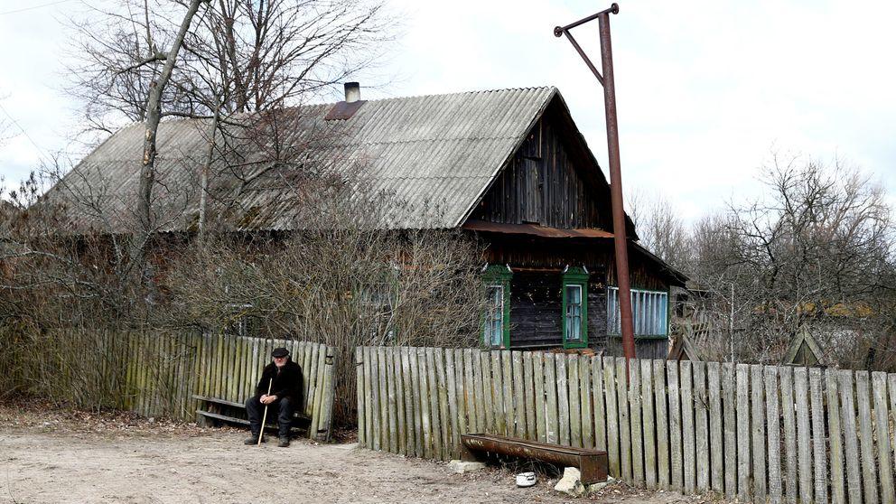 La vida sigue en Chernóbil para un jubilado de noventa años