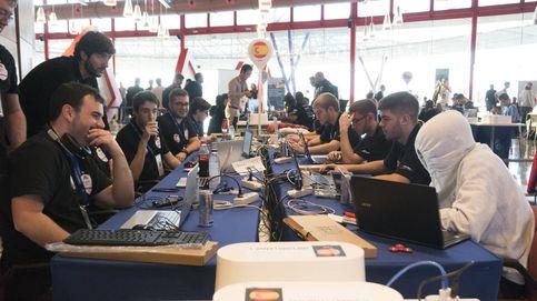 Los 'hackers' españoles que vencen a todos en Europa (sin dinero ni ordenadores)