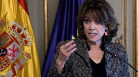 La ministra fiscal y el culo picante
