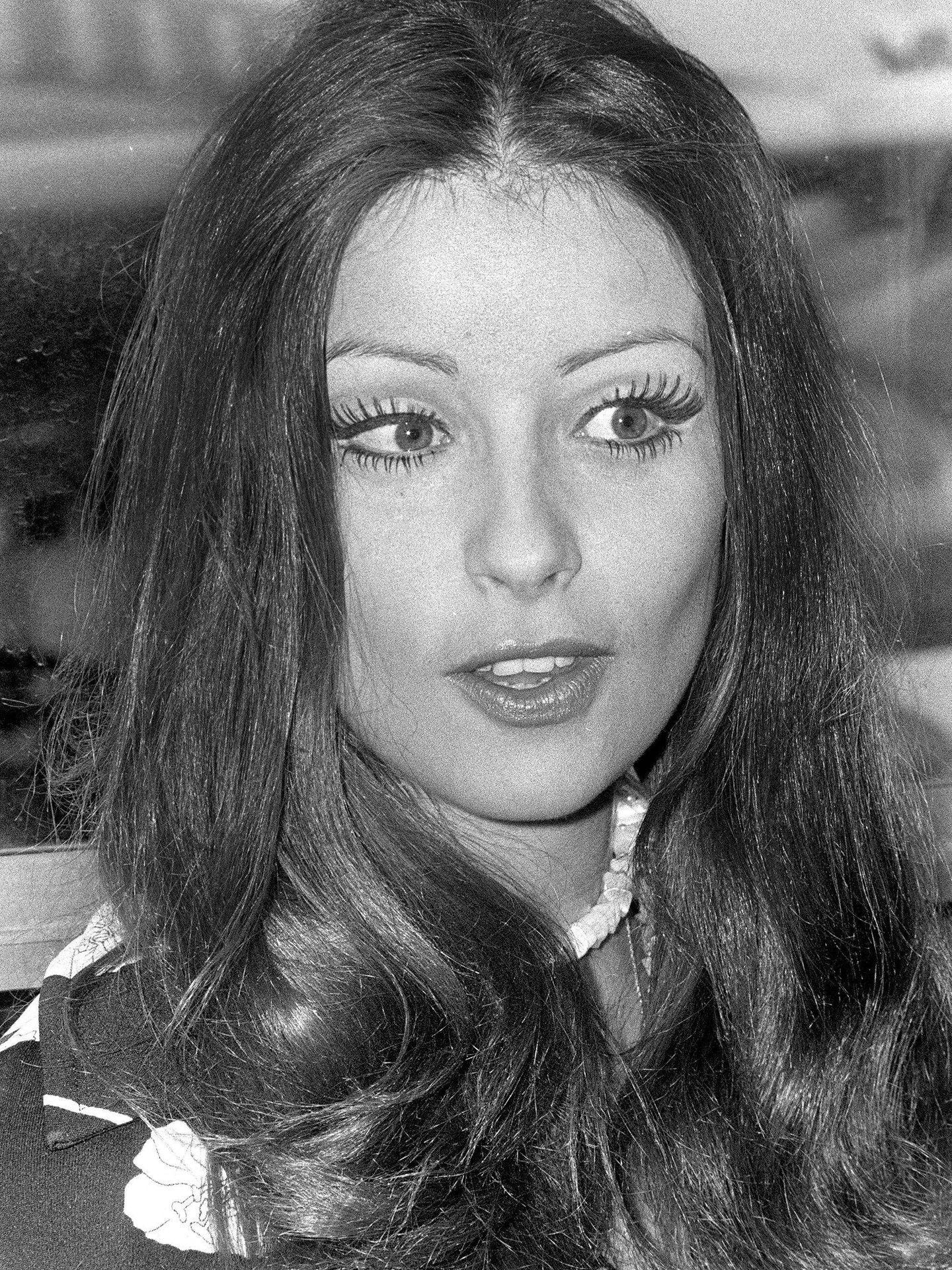 Amparo Muñoz, tras ser proclama Miss Universo en Manila, Filipinas. (EFE)