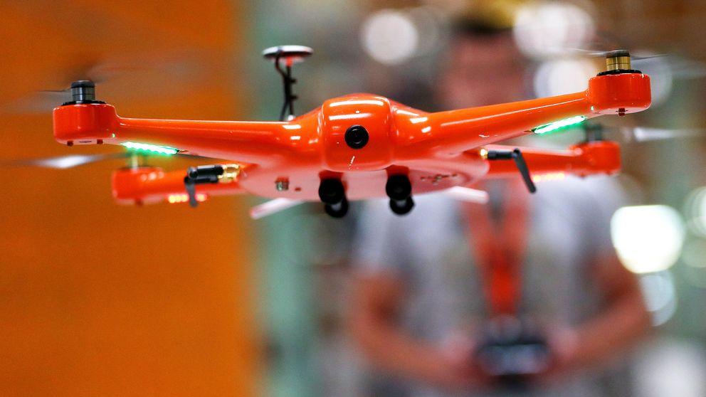 Llegan los drones 'desobedientes', no volarán sobre zonas restringidas