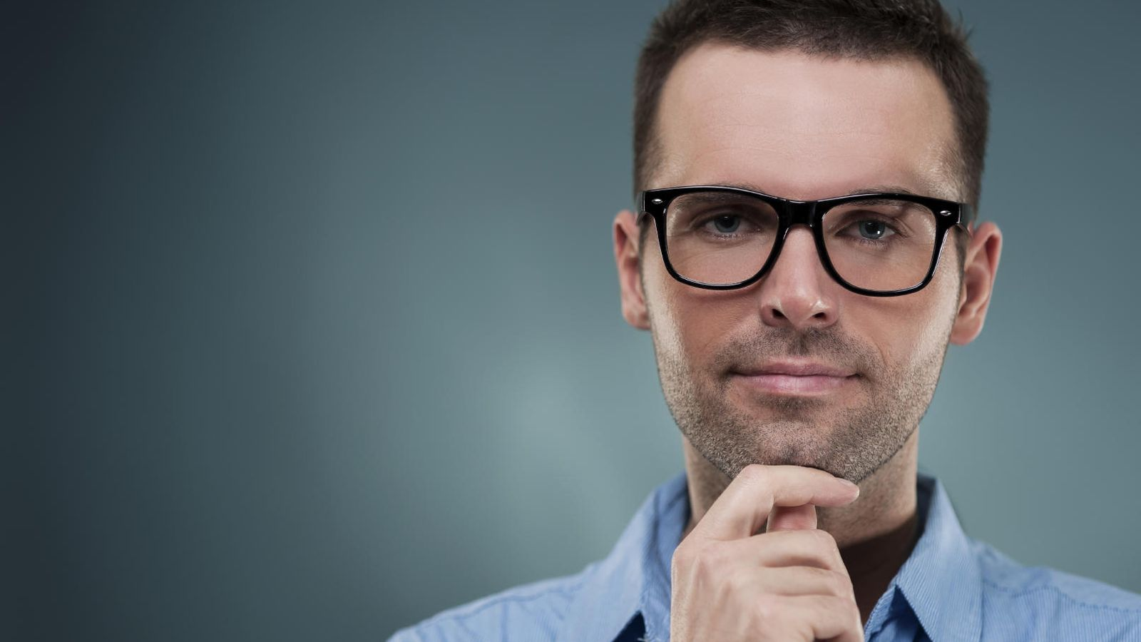 Foto: La cara que se te pone cuando sabes lo que significa integérrimo y el resto de tus compañeros no. (iStock)