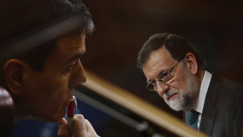 Rajoy deja mejor herencia a Sánchez que al PP