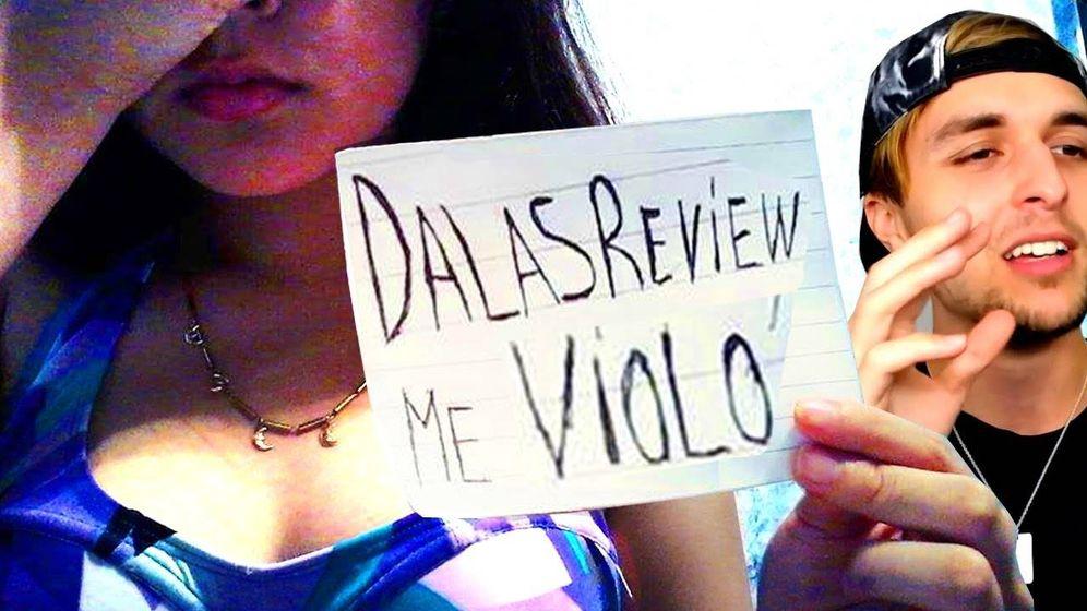 Foto: El 'youtuber' Daniel José Santomé Lemus (Dalas Review) tiene pendientes dos juicios por presunta violencia de género.