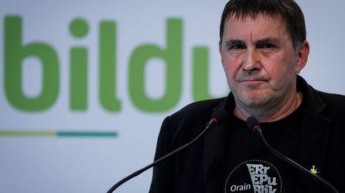 Otegi llama a la unidad de acción en Cataluña en protesta por la sentencia