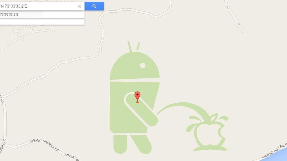 Los mapas ponen a prueba las relaciones entre Google y Apple