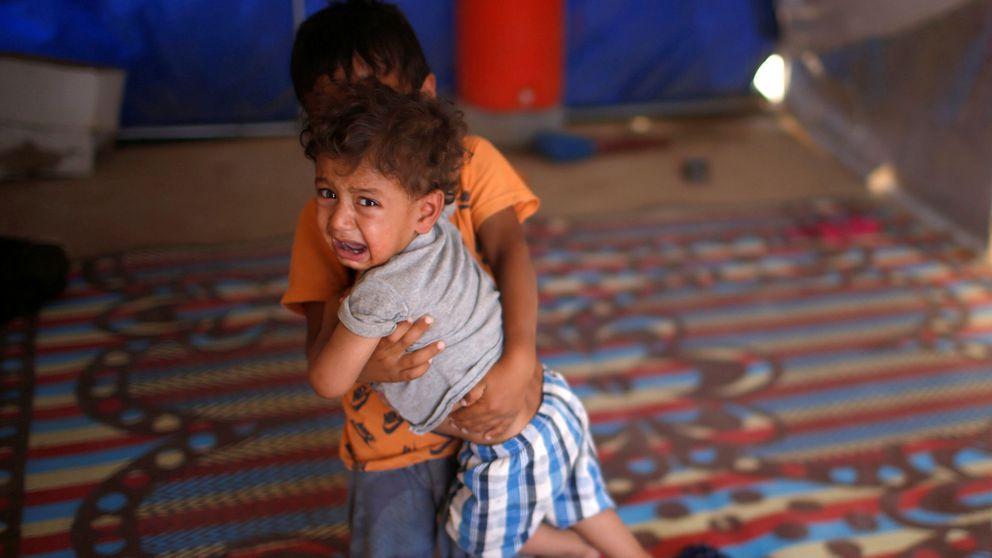 Los bebés del ISIS que esperan en Mosul