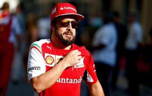 Alonso: su gran victoria, su gran derrota con Ferrari