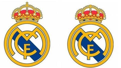 El Madrid elimina la cruz del escudo en un contrato de ropa en Oriente Próximo