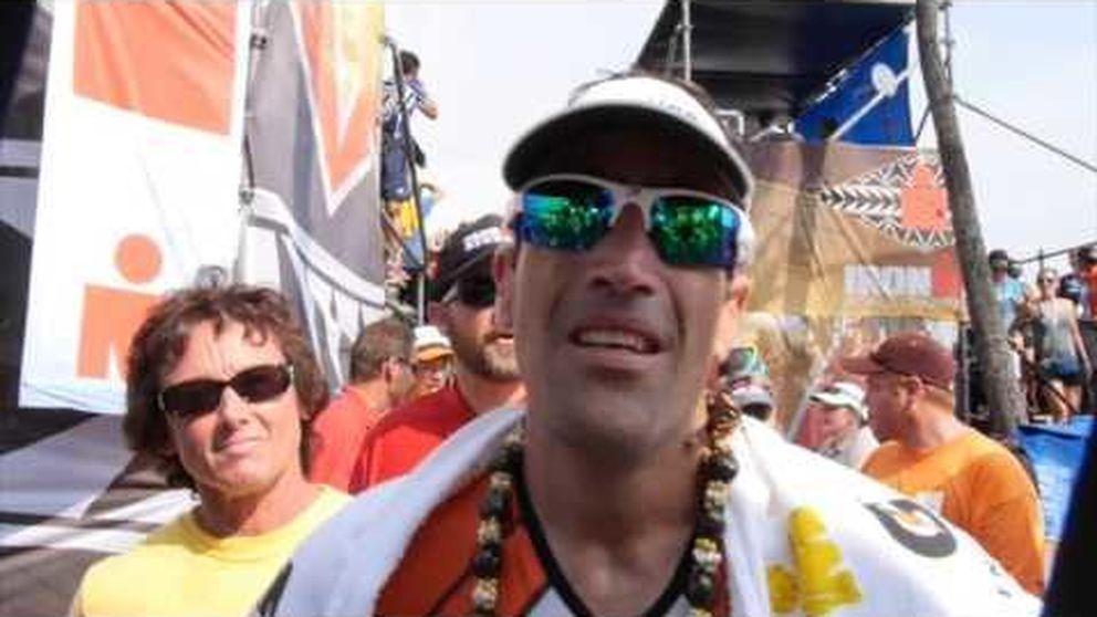 Desde la línea de meta del Ironman de Hawái