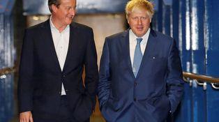 El Brexit o la mezcla de un 'tory' estúpido, un laborista traidor y un  fascista engreído