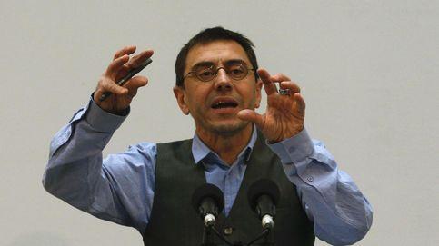 Monedero descarta prácticamente ser candidato a diputado en el Congreso