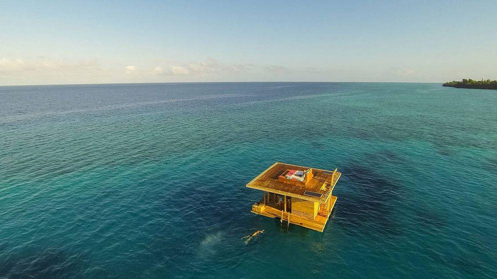 Cuatro hoteles submarinos donde dormir como el capitán Nemo