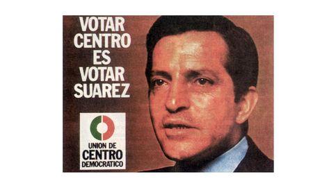De 1977 a 2015, los carteles electorales de la democracia