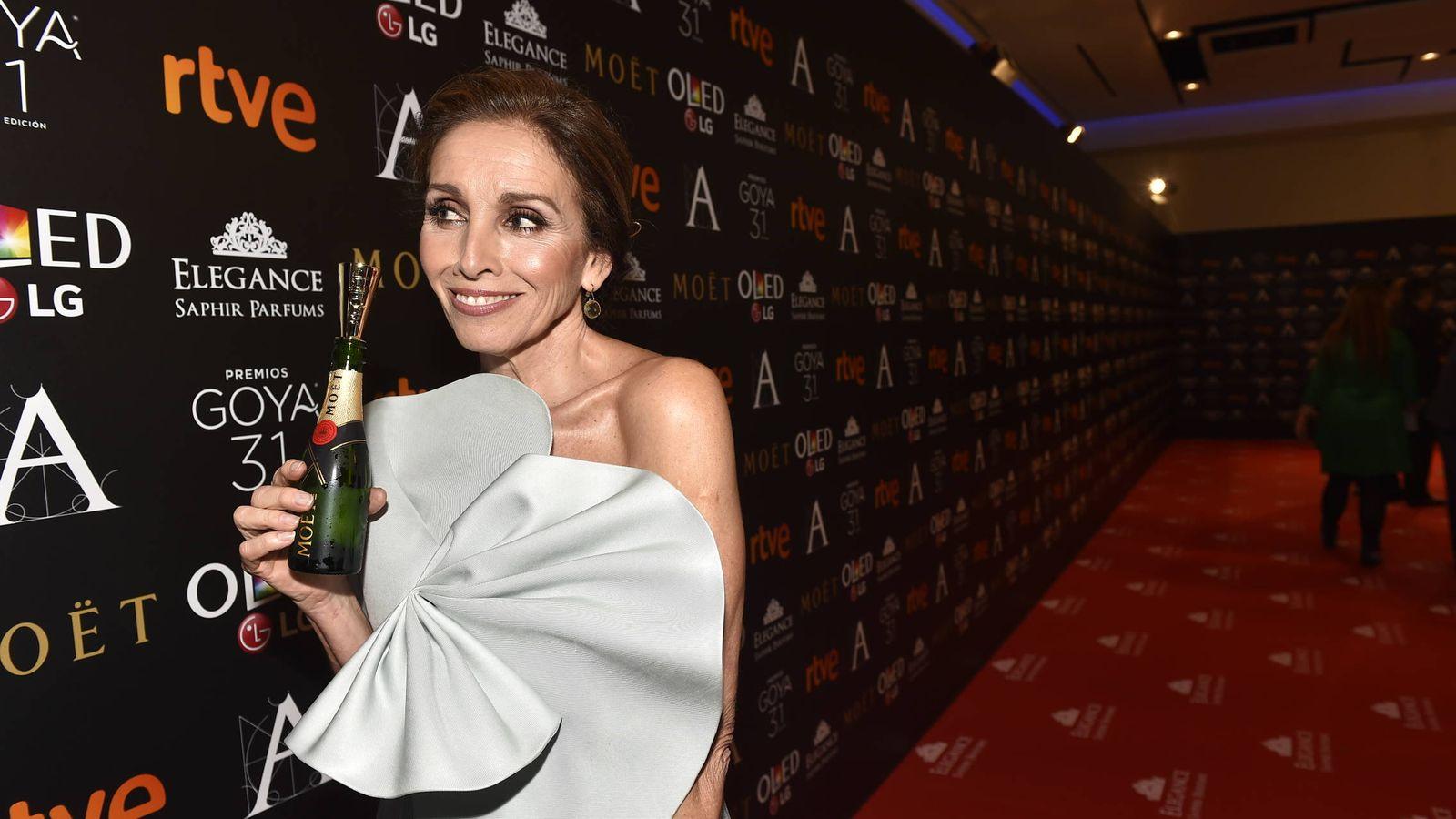 Foto: Ana Belén, protagonista de 'Código de familia' en TVE. (Gtres)