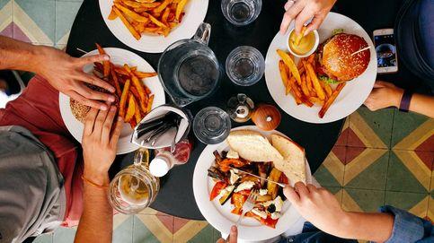 Los españoles son los europeos que menos gastan en comer fuera de casa