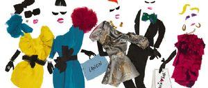 H&M desvela el secreto de su colección más exclusiva, diseñada por Lanvin