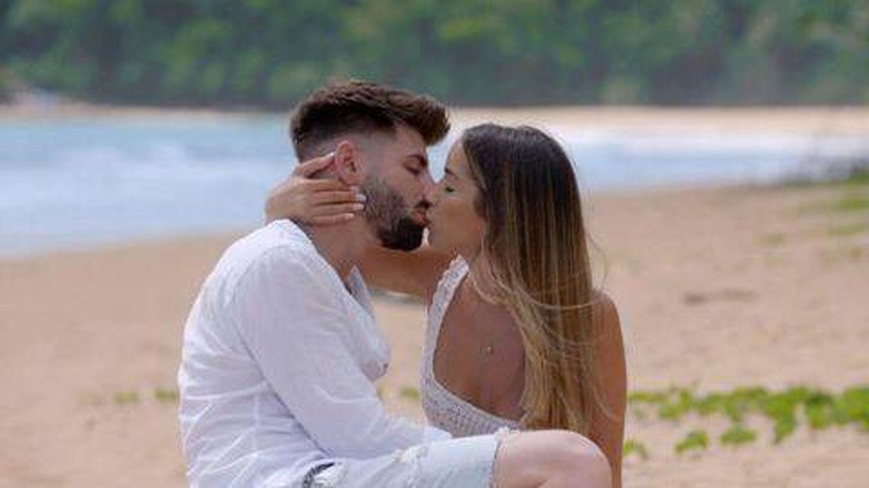 Isaac y Lucía, en 'La última tentación'. (Telecinco)
