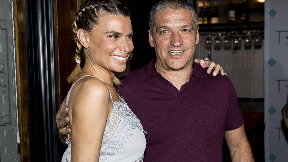 Foto: María Lapiedra y Gustavo González a la salida de una gala de 'Supervivientes' (Gtres)