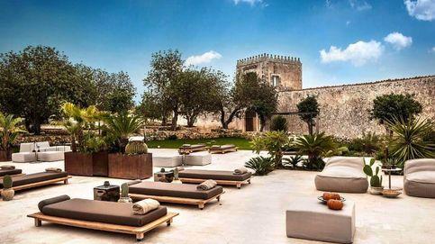 La villa donde se casará Chiara Ferragni: 350 euros la noche, seis piscinas y servicio de niñera