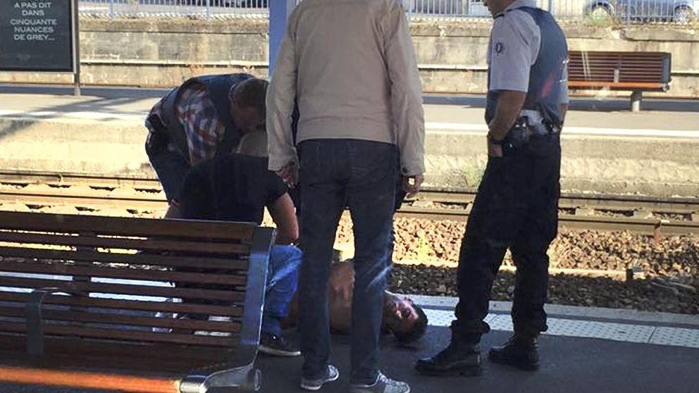El autor de los disparos en el tren de Francia ya estuvo vigilado en España