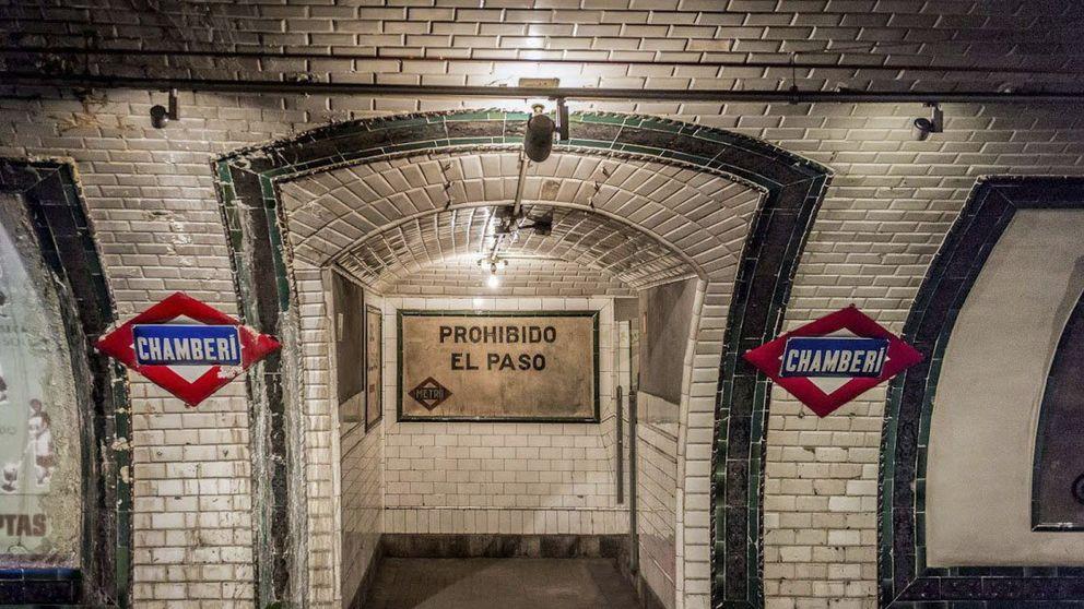Dónde está el templete de Gran Vía y otras curiosidades de los 100 años del metro