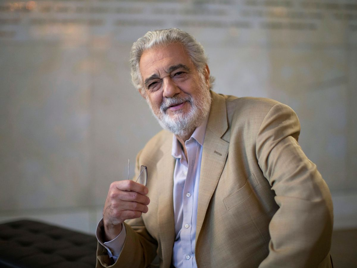 Foto: Plácido Domingo. (Reuters)