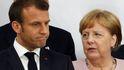 Merkel, sobre sus temblores: Me encuentro bien, esta reacción desaparecerá