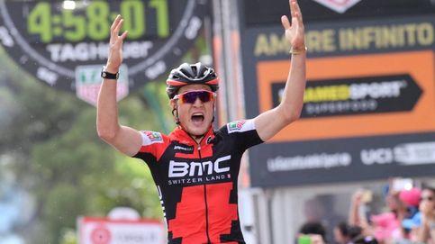 El suizo Dillier gana en un Giro en el que están tardando en llegar las emociones