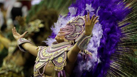 Los carnavales de Brasil y Bolivia: el día en fotos