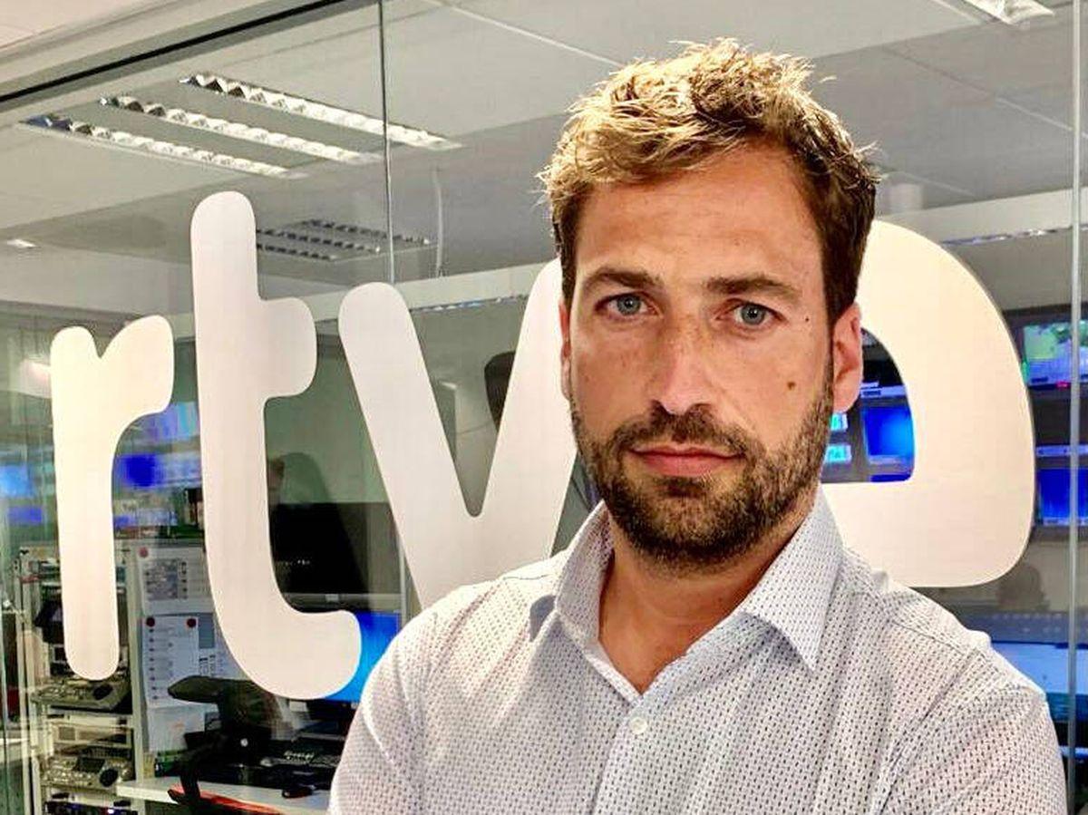 Foto: Pau Fons, nuevo director de Informativos de Televisión Española. (TVE)