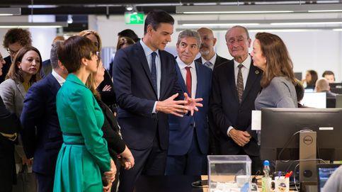 """Sánchez pide la movilización andaluza: """"La frontera entre futuro e involución es el voto"""""""