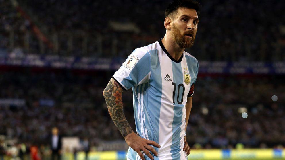 El Comité de Apelación de la FIFA retira la sanción a Messi