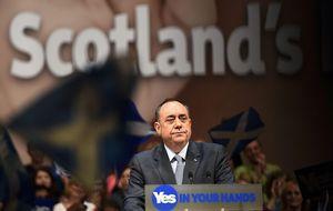 Salmond dimite como líder del SNP y ministro principal escocés