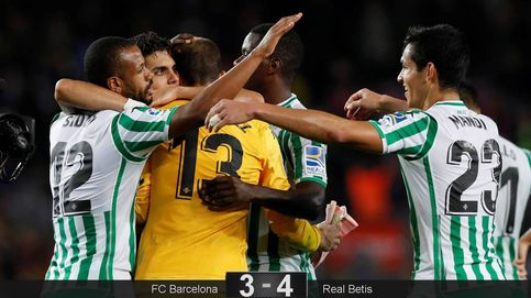Quique Setién le da al Barcelona una lección genial de cruyffismo y buen fútbol