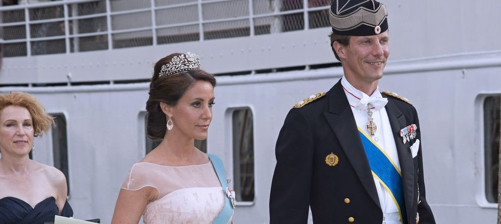 Foto: Los príncipes, en la boda de Magdalena de Suecia (Gtres)