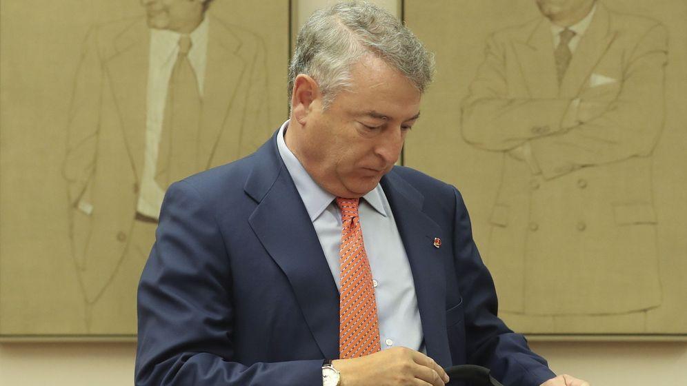 Foto: El presidente de Radio Televisión Española (RTVE), José Antonio Sánchez. (EFE)