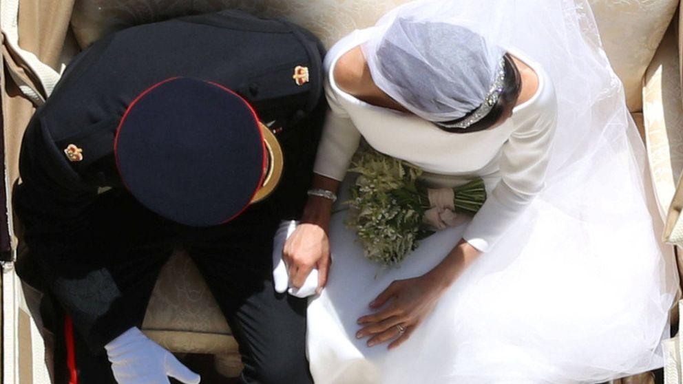 Cinco vestidos de novia (made in Spain) para casarte como Meghan Markle