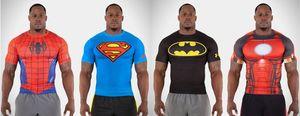 Foto: Los superhéroes se apuntan al gimnasio