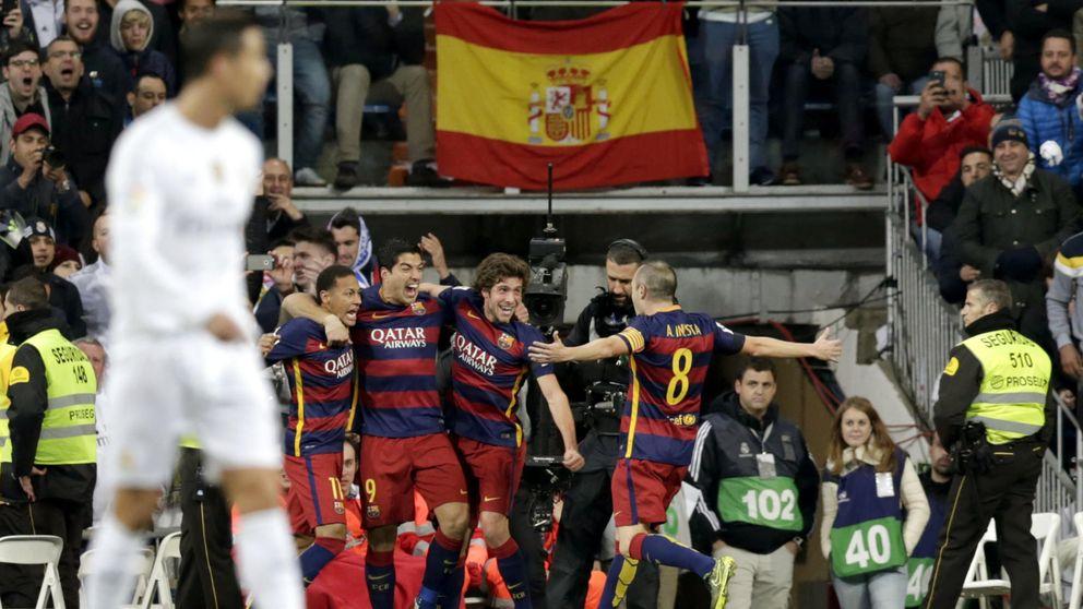 Lo que opinan los famosos de la 'paliza' del Barça al Real Madrid en el Bernabéu