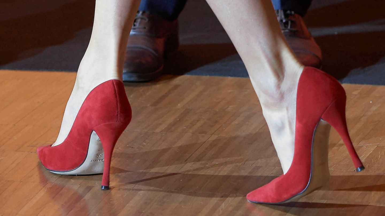 Los zapatos de Magrit. (Limited Pictures)