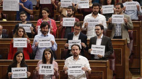 Pastor, sobre los carteles en apoyo a los 'Jordis' en el Congreso: No es un espectáculo
